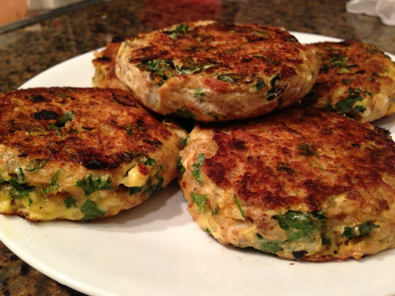 Tuna Quinoa Cakes Recipe